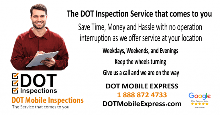 dot inspection reflector requirements annual ready 2300 idaho